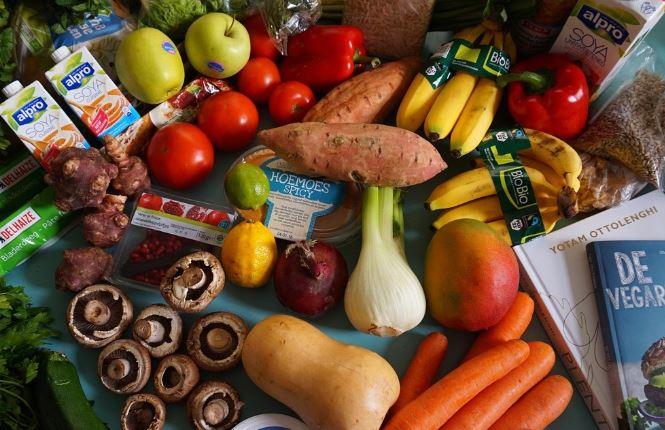Alimentos ricos em carotenóides & Benefícios