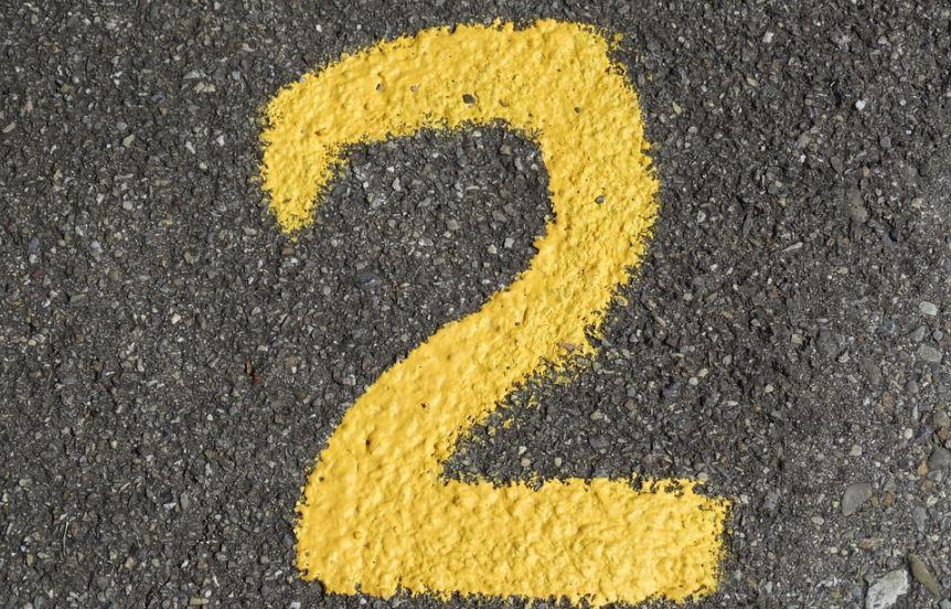 Significado do Número 2: Numerologia dois
