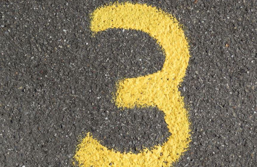 Significado do Número 3: Numerologia três