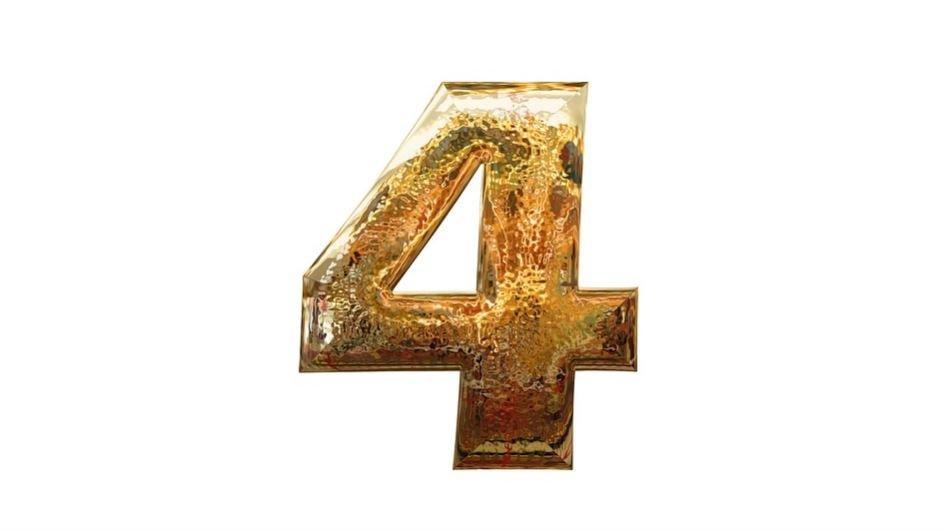 Significado do Número 4: Numerologia quatro