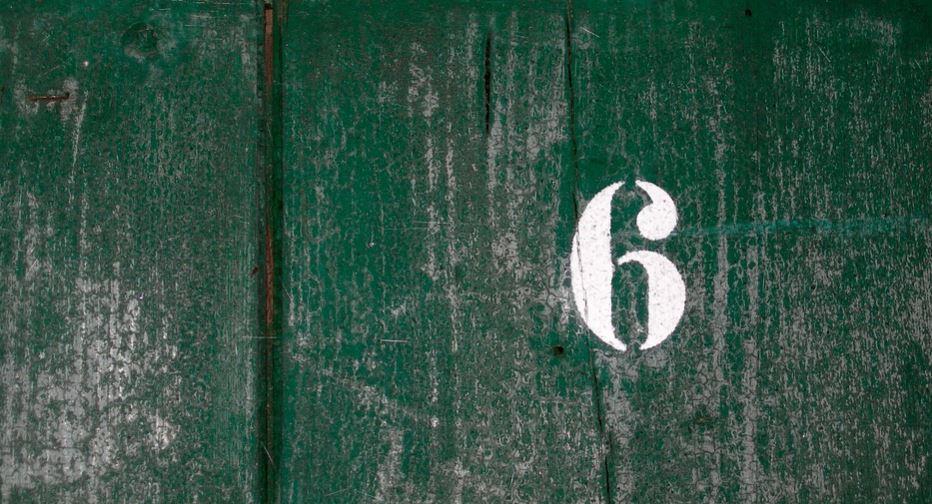Significado do Número 6: Numerologia seis
