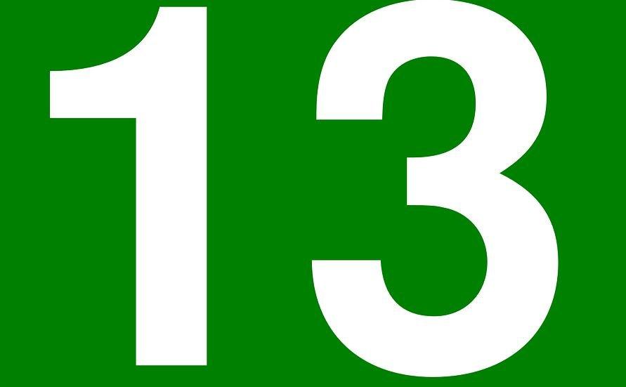 Significado do Número 13: Numerologia treze