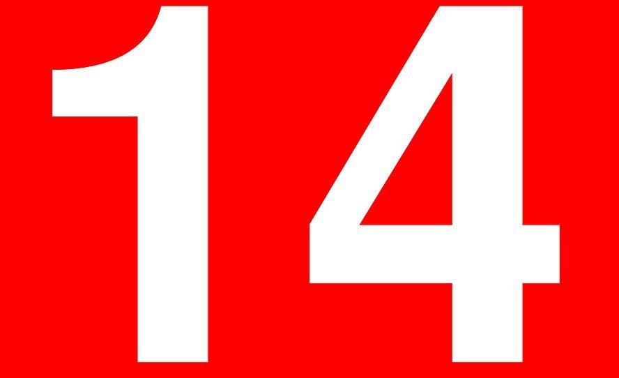 Significado do Número 14: Numerologia catorze