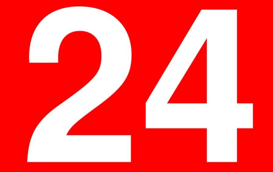 Significado do número 24: Numerologia vinte e quatro