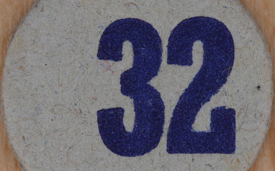 Significado do número 32: Numerologia Trinta e dois