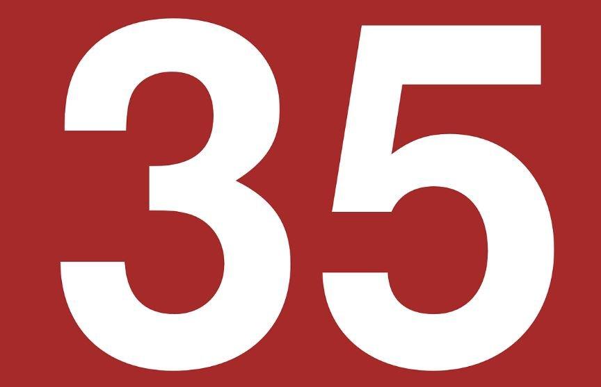 Significado do número 35: Numerologia Trinta e cinco