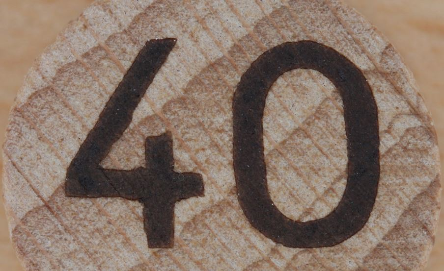 Significado do número 40: Numerologia quarenta