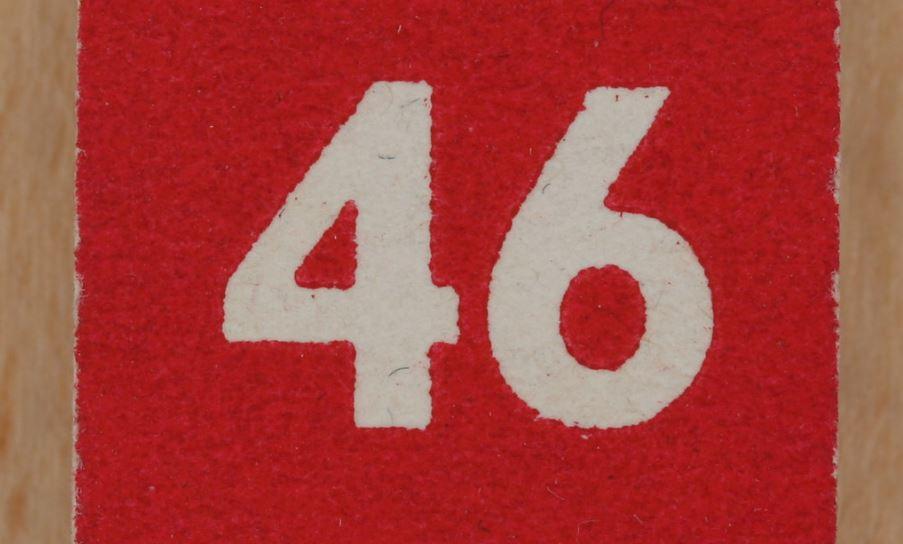 Quarenta e seis