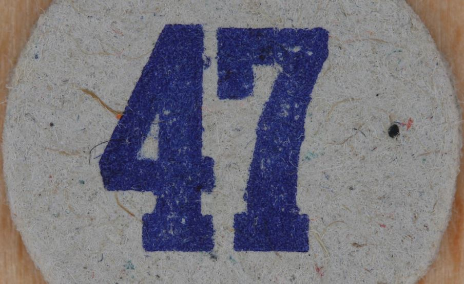 Significado do número 47: Numerologia Quarenta e sete