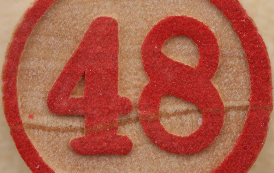 Significado do número 48: Numerologia Quarenta e oito