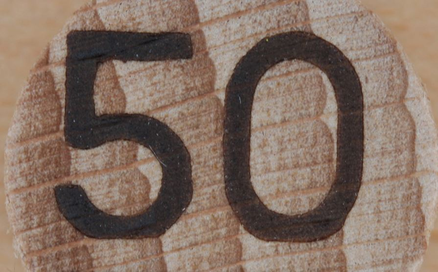 Significado do número 50: Numerologia cinquenta