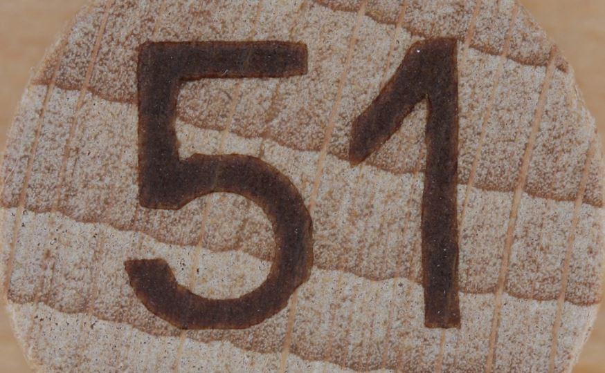 Significado do número 51: Numerologia Cinquenta e um