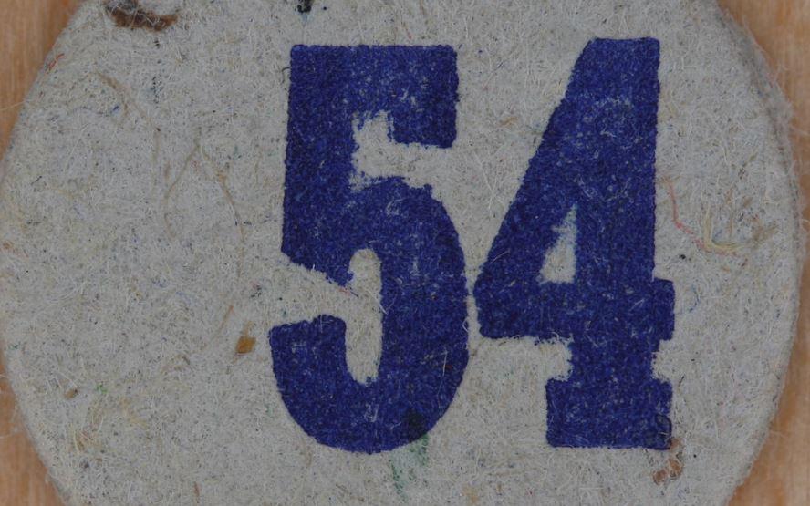 Significado do número 54: Numerologia Cinquenta e quatro