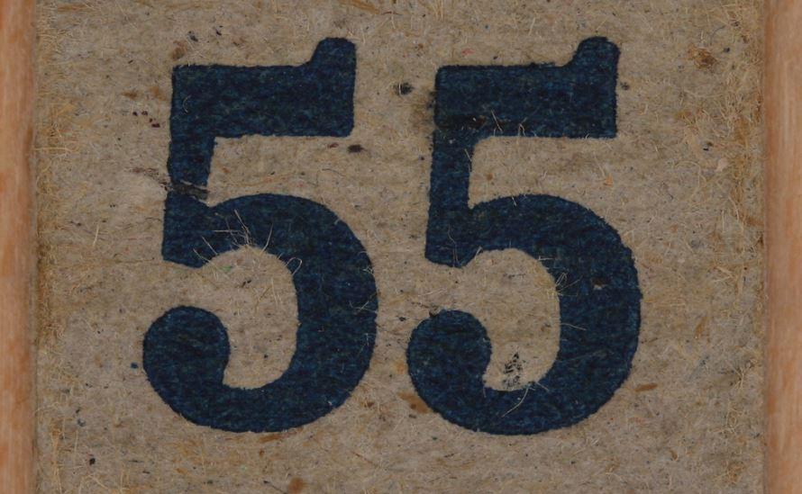 Significado do número 55: Numerologia Cinquenta e cinco
