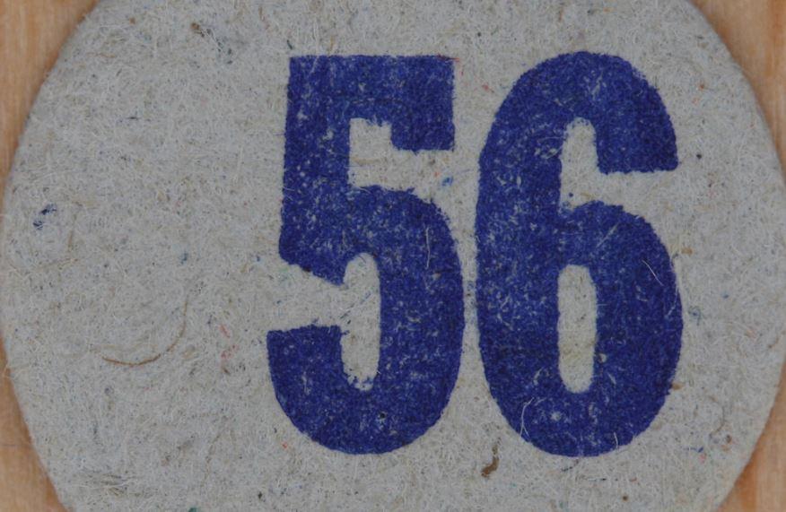 Significado do número 56: Numerologia Cinquenta e seis