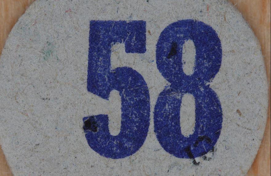 Significado do número 58: Numerologia Cinquenta e oito