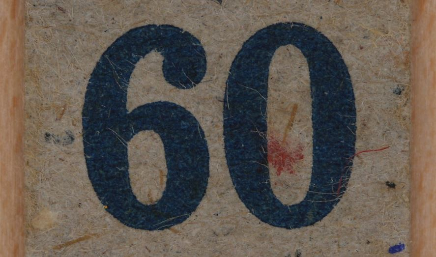Significado do número 60: Numerologia sessenta
