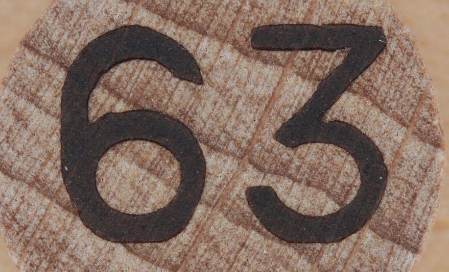 Significado do número 63: Numerologia Sessenta e três