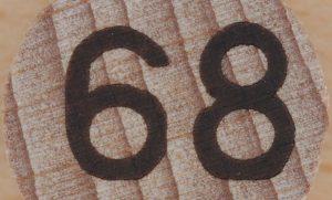 Significado do número 68: Numerologia Sessenta e oito