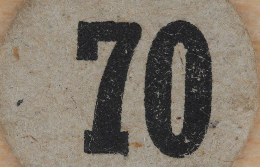 Significado do número 70: Numerologia setenta
