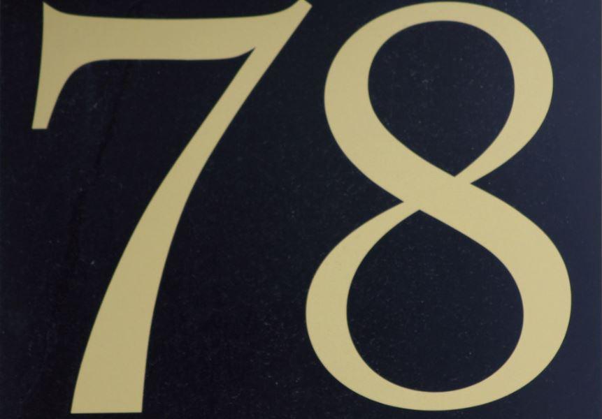 Significado do número 78: Numerologia Setenta e oito