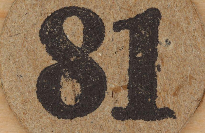 Significado do número 81: Numerologia Oitenta e um