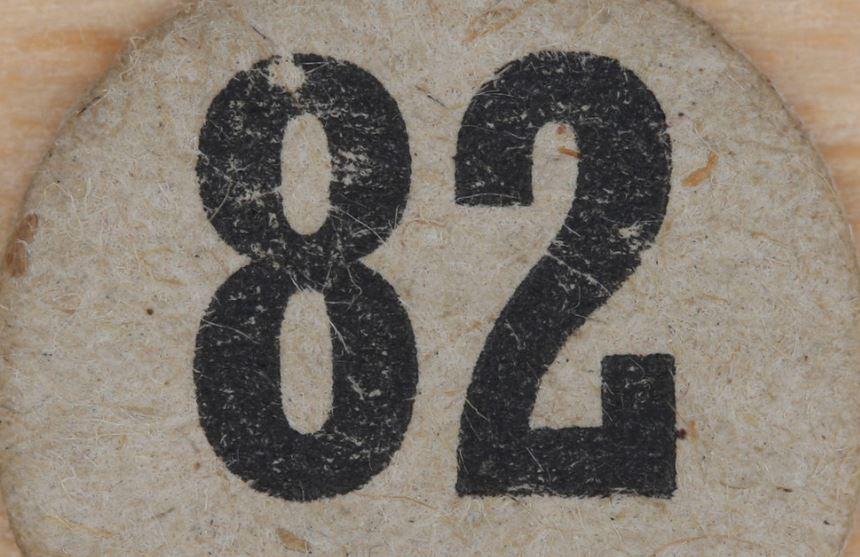 Significado do número 82: Numerologia Oitenta e dois