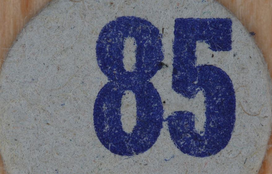 Significado do número 85: Numerologia Oitenta e cinco