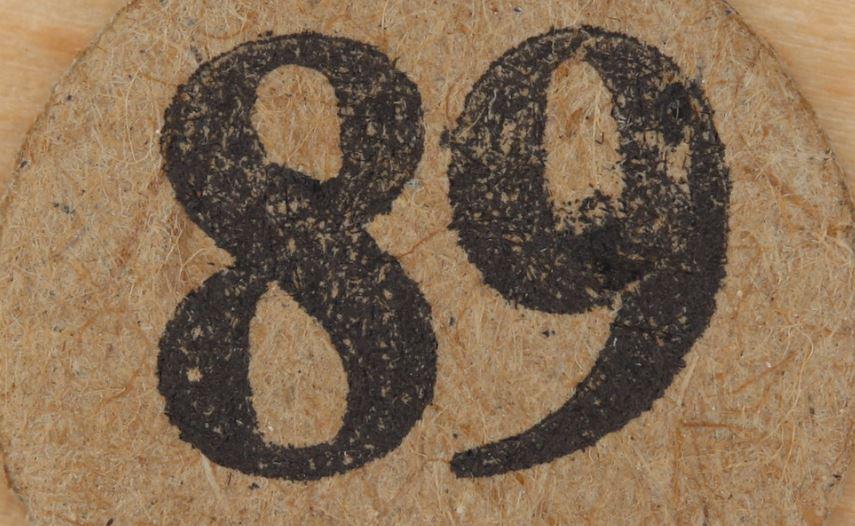 Significado do número 89: Numerologia Oitenta e nove