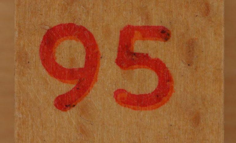 Significado do número 95: Numerologia Noventa e cinco