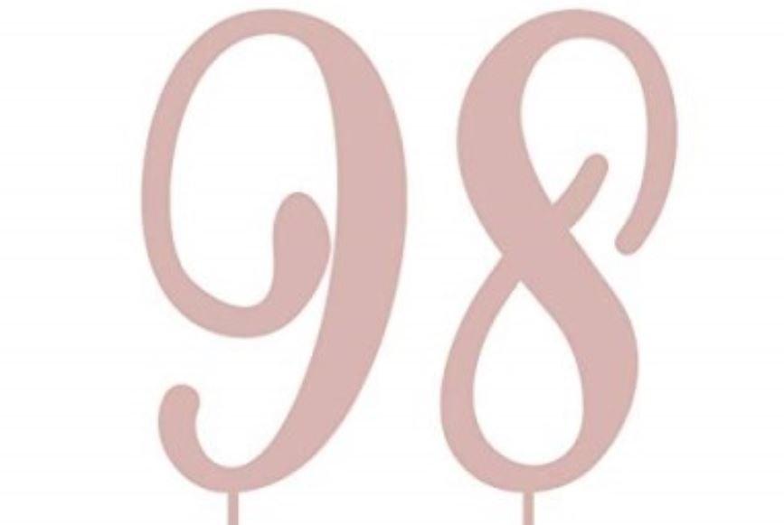 Significado do número 98: Numerologia Noventa e oito