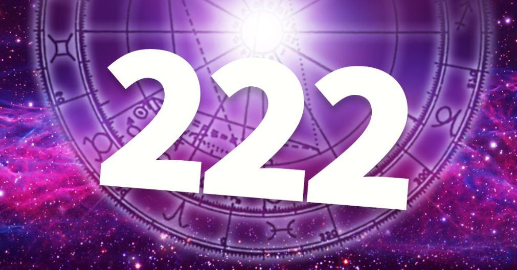 Significado do número 222: Numerologia duzentos e vinte e dois