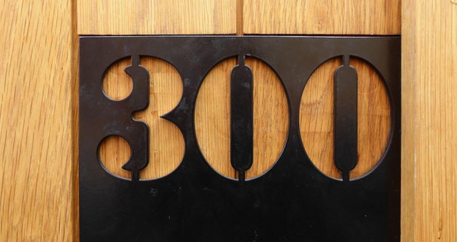 Significado do número 300: Numerologia trezentos