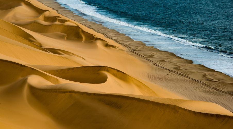 Sonhar com areia