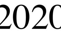 Significado do número 2020: Numerologia Dois mil e vinte