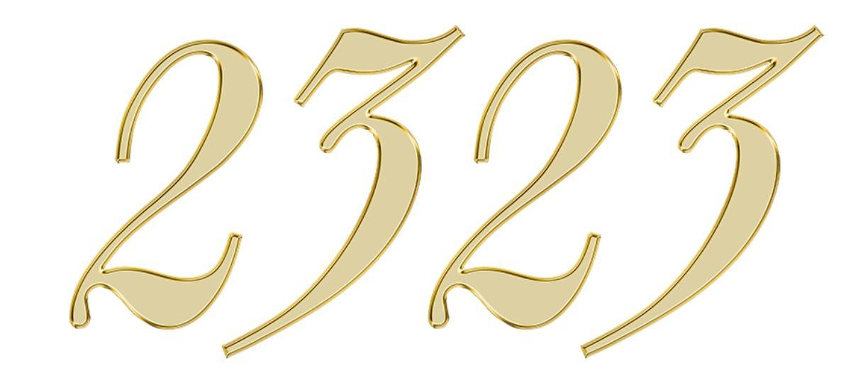 Dois mil trezentos e vinte e três