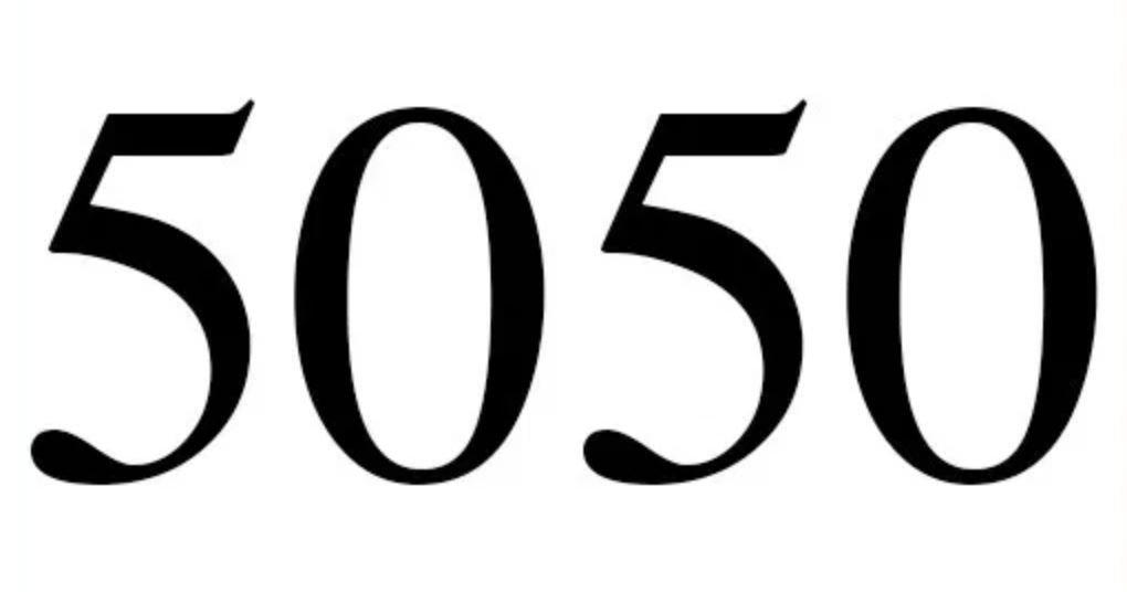 Cinco mil e cinquenta