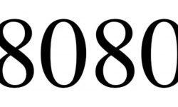 Significado do número 8080: Interpretação da numerologia