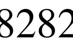 Significado do número 8282: Interpretação da numerologia