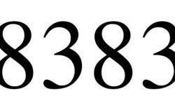 Significado do número 8383: Interpretação da numerologia