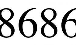 Significado do número 8686: Interpretação da numerologia