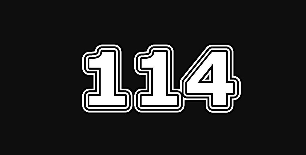 Significado do número 114