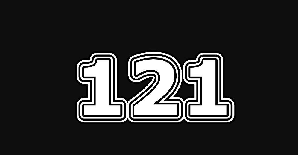 Significado do número 121