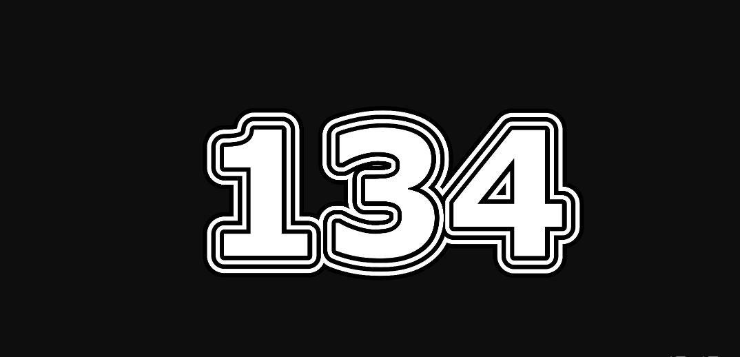 Significado do número 134