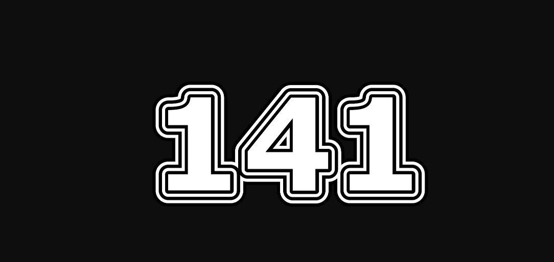 Significado do número 141