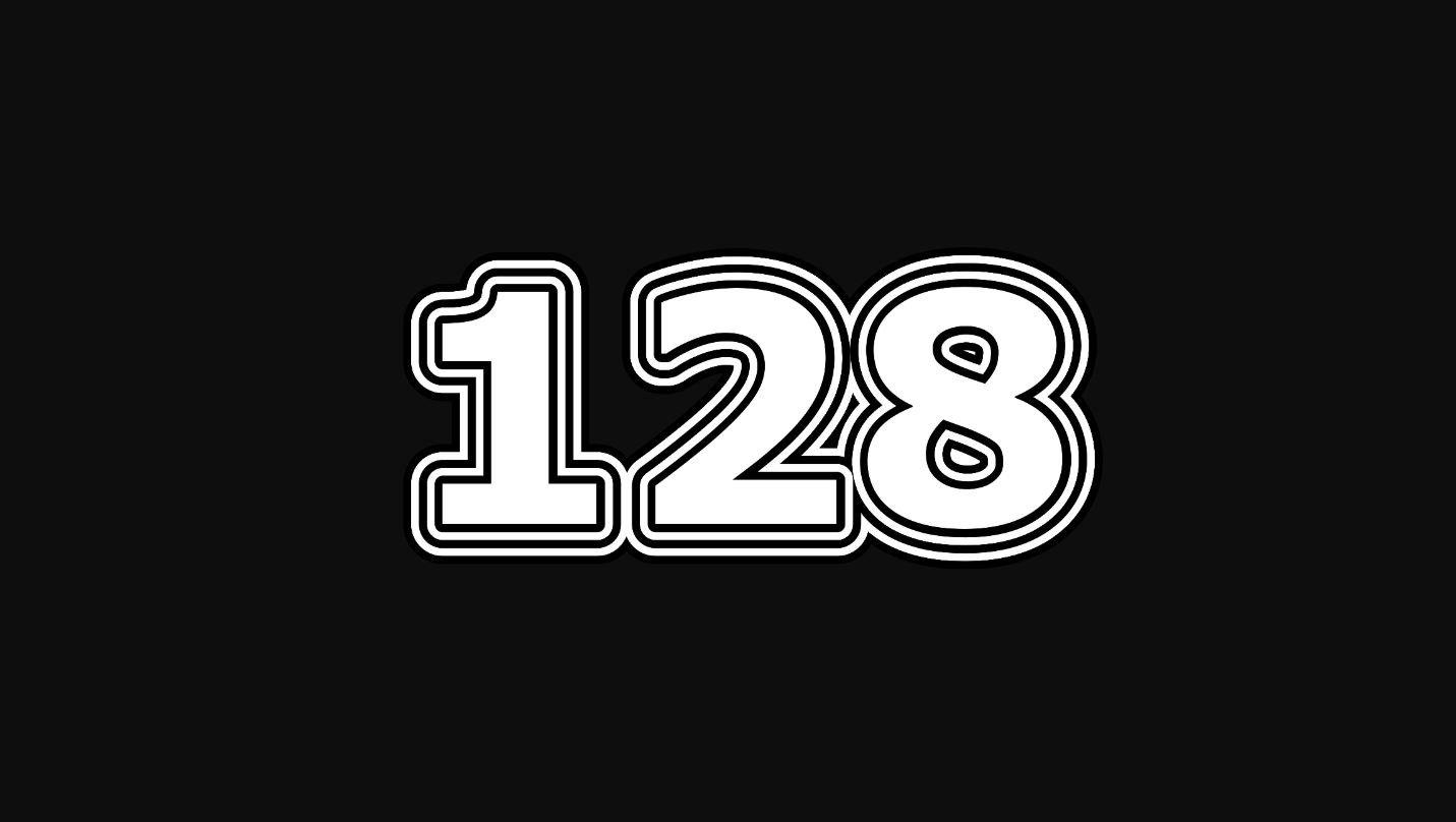 Significado do número 128