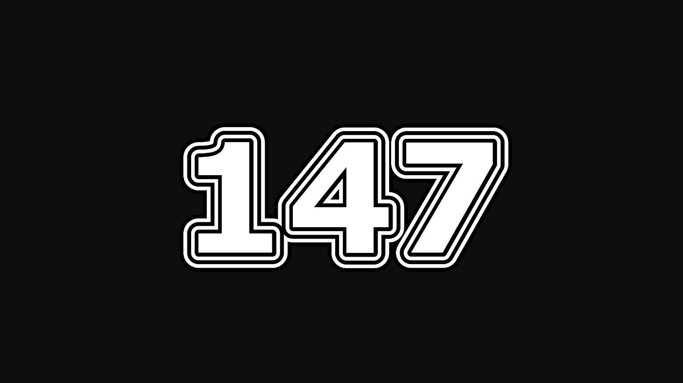 Significado do número 147