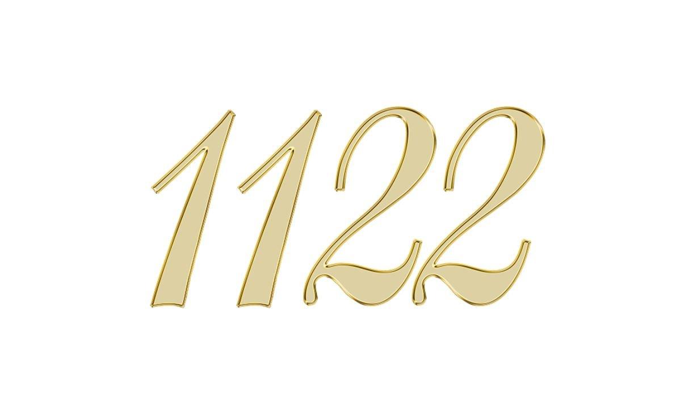 Significado do número 1122