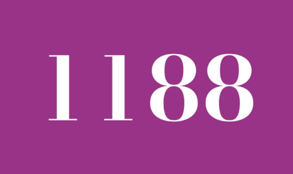 Significado do número 1188