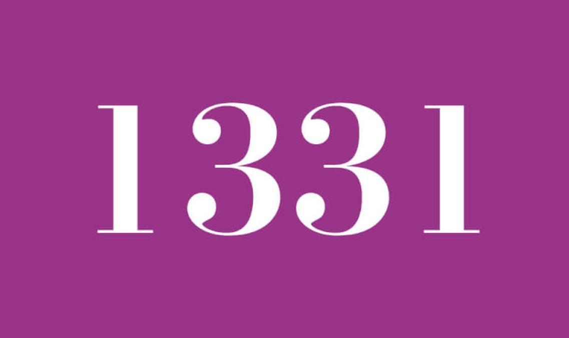 Significado do número 1331